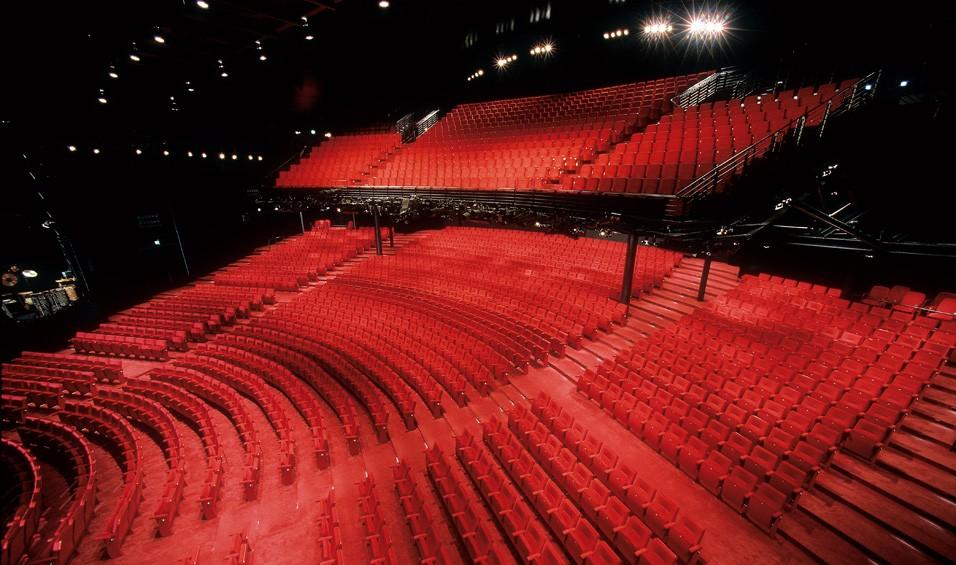 Stage Theater im Hafen • Hamburg, Deutschland