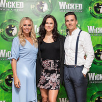 Castpräsentation zu WICKED in Zürich